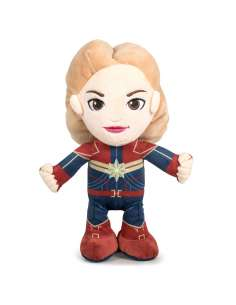 Peluche Capitana Marvel Vengadores Avengers Marvel 30cm