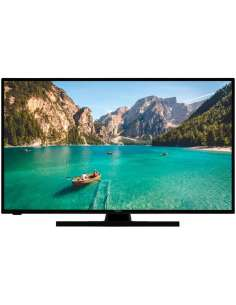 TV HITACHI 32HE2200 32 LED HD SMART WIFI NEGRO HDMI USB MHOTEL NETFLIX YOUTUBE