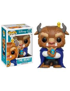 Figura POP Beauty and The Beast Winter Beast