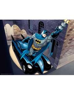 Puzzle lenticular Batmobile Batman DC Comics 500pzs