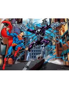 Puzzle lenticular Superman vs Braniac DC Comics 500pzs