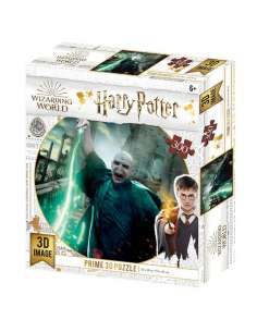 Puzzle lenticular Voldemort Harry Potter 300pzs