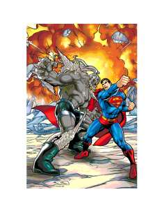 Puzzle lenticular Superman vs Doomsday DC Comics 300pzs