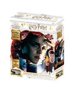 Puzzle para Rascar Hermione Harry Potter 150pzs