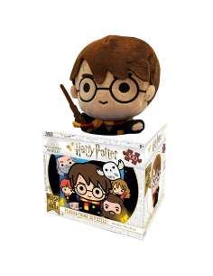 Set puzzle lenticular Chibi Harry Potter 300pzs peluche Harry Potter 20cm