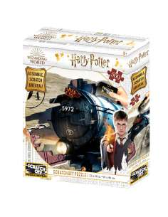 Puzzle para Rascar Hogwarts Express Harry Potter 500pzs
