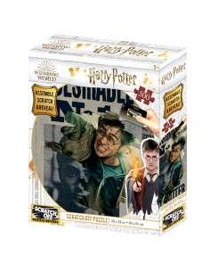 Puzzle para Rascar Wanted Harry Potter 500pzs