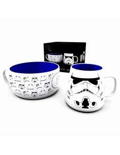 Set desayuno Stormtrooper Star Wars
