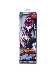 Figura Titan Hero Ghost Spider Maximum Venom Spiderman 30cm
