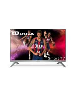 TV TD SYSTEMS K32DLJ12HS 32 HD SMART ANDROIDTV WIFI USB HDMI NEGRO