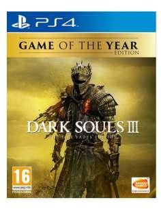 DARK SOULS 3 GOTY PS4