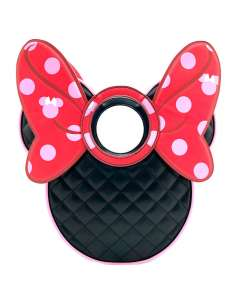Bolso Pink Polka Dot Minnie Disney Loungefly