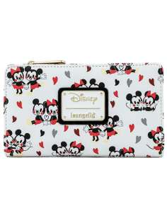 Cartera Mickey and Minnie Love Disney Loungefly