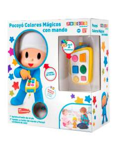 Figura Colores Magicos Pocoyo