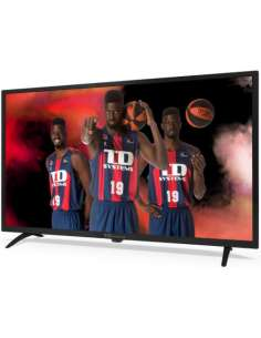 TV TD SYSTEMS K32DLK12H 32 HD USB HDMI NEGRO