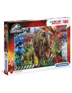Puzzle Jurassic World 180pzs