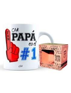 Taza Mi Papa Es El 1