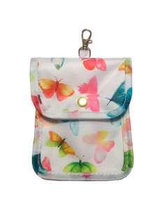 Funda portamascarillas Butterfly