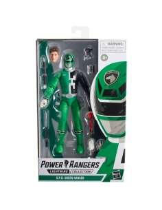 Figura SPD Green Ranger Power Rangers 15cm