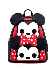 Mochila Mickey and Minnie Disney Loungefly 27cm