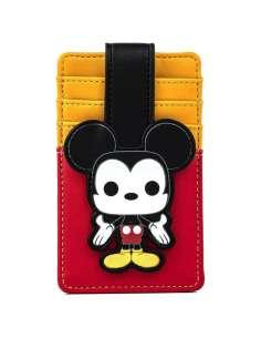 Tarjetero Mickey Disney Loungefly