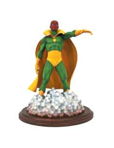 Estatua The Vision Marvel Comic Premier Collection 28cm