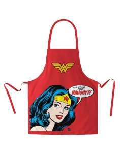 Delantal Wonder Woman DC Comics