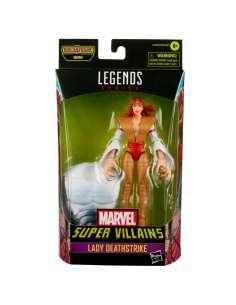 Figura Lady Deathstrike Marvel Legends 15cm
