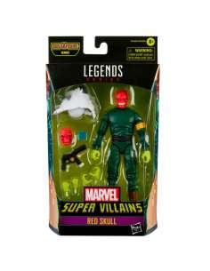 Figura Red Skull Marvel Legends 15cm