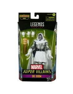 Figura Dr Doom Marvel Legends 15cm