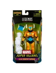Figura AIM Scientist Supreme Marvel Legends 15cm
