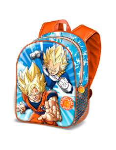 Mochila 3D Team Dragon Ball Super 31cm