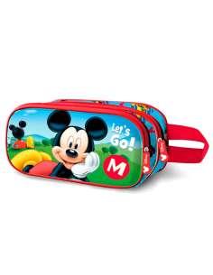 Portatodo 3D Lets Go Mickey Disney doble