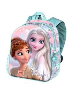 Mochila 3D Magic Frozen 2 Disney 31cm