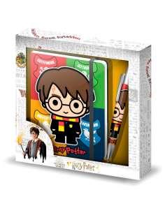 Diario boligrafo Wizard Harry Potter