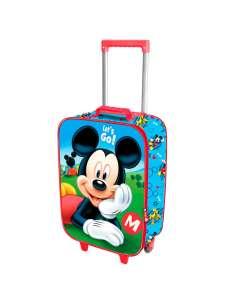 Trolley 3D Lets Go Mickey Disney 47cm