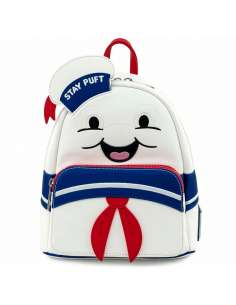 Mochila Stay Puft Marshmallow Ghostbusters Loungefly 26cm