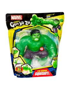 Super figura Hulk Marvel Heroes Goo Jit Zu 20cm