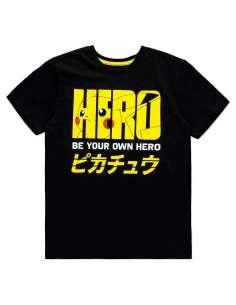 Camiseta Pika Hero Olympics Pokemon