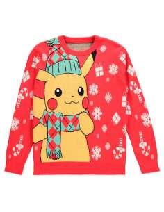 Jersey Navidad Pikachu Pokemon