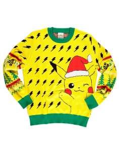 Jersey Navidad Unisex Pikachu Pokemon