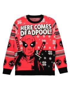 Jersey Navidad Deadpool Marvel