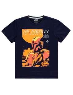 Camiseta Bounty Hunter The Mandalorian Star Wars