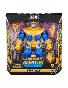 Figura Thanos The Infinity Gauntlet Marvel Legends 15cm