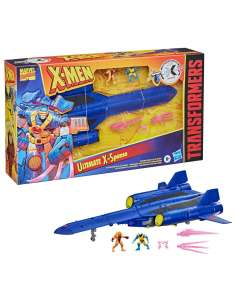 Figura Ultimate X Spanse X Men Transformers 22cm