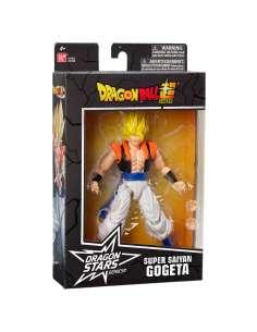 Figura Super Saiyan Gogeta Dragon Ball Super 17cm