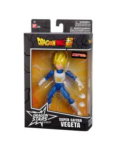 Figura Super Saiyan Vegeta Dragon Ball Super 17cm