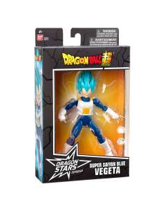 Figura Super Saiyan Blue Vegeta Dragon Ball Super 17cm