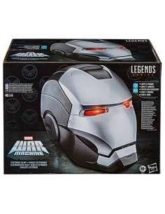 Casco electronico War Machine Gear Marvel Legends
