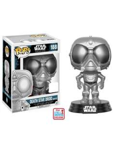 Figura POP Star Wars Rogue One Death Star Droid 2017 Fall Convention Exclusive